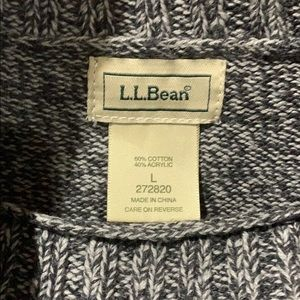 L.L Bean turtleneck